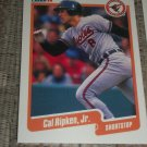Cal Ripken Jr 1990 Fleer Baseball Card