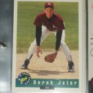 Derek Jeter 1992 Classic Draft Picks- Rookie Card