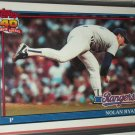 Nolan Ryan 1993 Topps Baseball Card