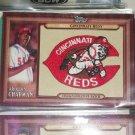 Aroldis Chapman 2011 Topps RARE REDS Throwback Manufactured Patch Card