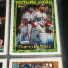 Manny Ramirez 1994 Topps Baseball Card- Future Star Rookie