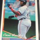 Cecil Fielder 1994 Topps Baseball Card