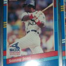 Sammy Sosa 1991 Donruss baseball card