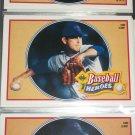 Nolan Ryan 1990 UD Baseball Heroes Insert #15/18- 1989 5,000!