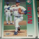 Nolan Ryan 1992 Fleer baseball card