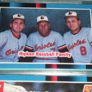 88 Donruss- The Ripken Family baseball card