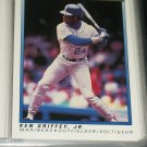 Ken Griffey jr 91 O-Pee-Chee baseball card
