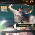 "Roger Clemens 93 Upper Deck ""Future Heroes"" RARE baseball card"