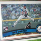Dee Gordon 2011 Topps- Rookie Baseball card