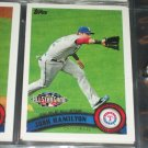 Josh Hamilton 2011 Topps Baseball Card- All-Star game