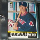 "Nomar Garciaparra 95 UD Collectors Choice RARE Rookie Card-""Future Foundation"""