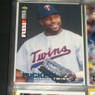 Kirby Puckett 95 UD Collectors Choice A.L. RBI Leader