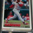 Deion Sanders 1995 UD Collectors choice baseball card