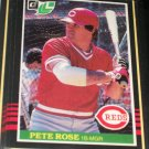 Pete Rose 85 Leaf baseball card