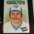 "85 Leaf ""Canadian Greats"" Dave Stieb Baseball Card"