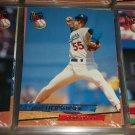 Orel Hershiser 93 fleer ultra baseball card