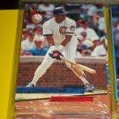 Sammy Sosa 93 fleer ultra baseball card
