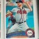 Jonny Venters 2011 Topps baseball card