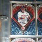 "Adrian Gonzalez 2011 Topps ""Diamond Stars"" Baseball Card"