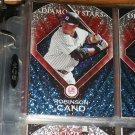 "Robinson Cano 2011 Topps ""Diamond Stars"" Baseball Card"