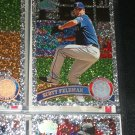 "Scott Feldman 2011 Topps ""Diamond Anniversary"" Baseball Card"