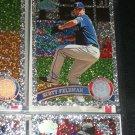 "Scott Feldman 2011 Topps ""Diamond Anniversary"" Baseball Card"