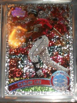 "Carlos Lee 2011 Topps ""Diamond Anniversary"" baseball card"