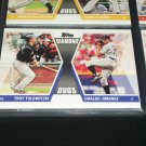 "2011 Topps ""Diamond Duos"" Tulowitzki+Jiminez basball card"