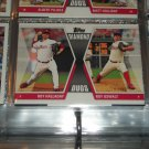 "2011 Topps ""Diamond Duos"" Halladay+Oswalt baseball card"