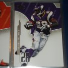 Adrian Peterson 2008 UD SP football card