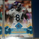 "Randy Moss 2008 UD SP ""Pro Bowl Performers"" football card"