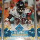 "Ed Reed 2008 UD SP ""Pro Bowl Performers"" football card"