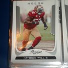 Patrick Willis 2011 Panini Prestige football card