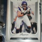 Jared Allen 2011 Panini Prestige Football card