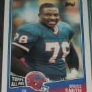 "Bruce Smith 1988 ""Topps All-Pro"" football card"