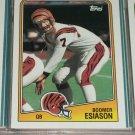 Boomer Esiason 1988 Topps football card