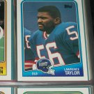 Lawrence Taylor 1988 Topps Football Card