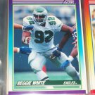 Reggie White 1990 Score Football Card