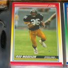 Rod Woodson 1990 Score Football Card