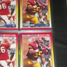 Junior Seau 1990 Score Football Card- ROOKIE