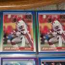 Deion Sanders 1990 Score Football Card- ROOKIE