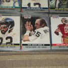"RARE 1990 Pro Set ""Super Bowl MVP"" Football Cards- Harris/Biletnikoff/Rice-3 cards"