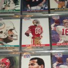 "RARE 1990 Pro Set ""Super Bowl MVP"" Football Cards- Csonka/Rice/Montana- 3 Cards"