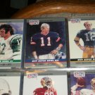 "RARE 1990 Pro Set ""Super Bowl MVP"" Football Cards- Namath/Simms/Bradshaw- 3 cards"