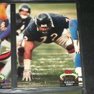 William Perry 1992 Topps Stadium Club Football Card