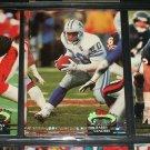 "Barry Sanders RARE ""Members Choice"" 1992 Topps Stadium Club Football Card"