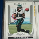 Jeremy Maclin 2011 Panini Prestige Football Card