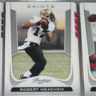 Robert Meachen 2011 Panini Prestige football card