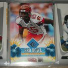 "Chad Ochocinco 2008 UD SP ""Pro Bowl Performers"" football card"
