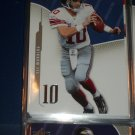 Eli Manning 2008 UD SP Football Card
